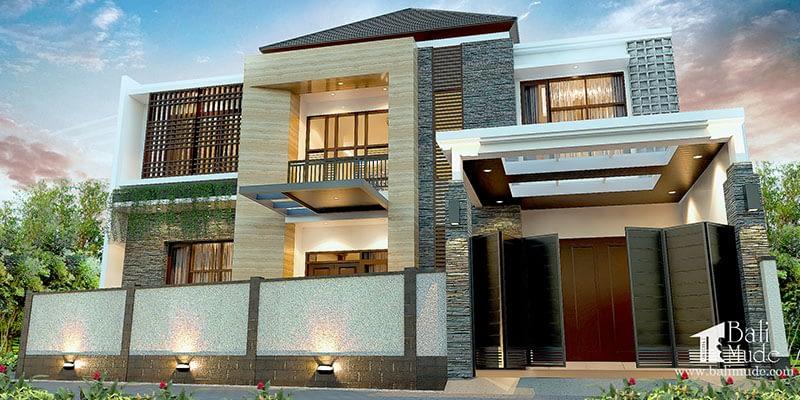 jasa desain arsitek rumah mewah