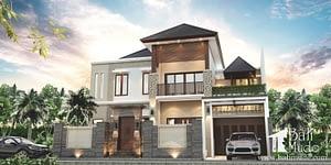 Rumah Tinggal Bpk Bagus Rurus - Dalung